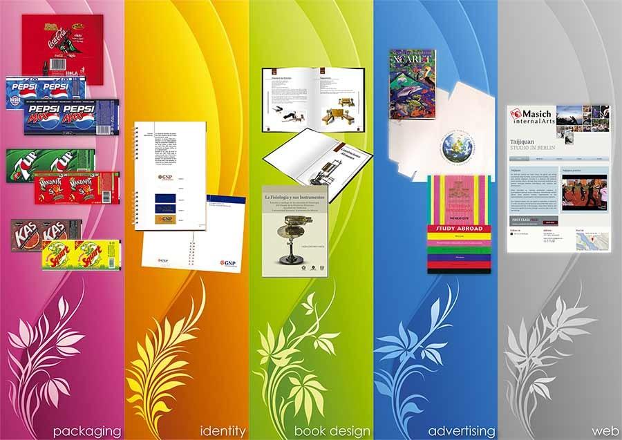 Curso de diseño gráfico Vitoria Gasteiz