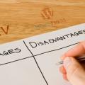 Desventajas de los gestores de contenido web sin bases de datos